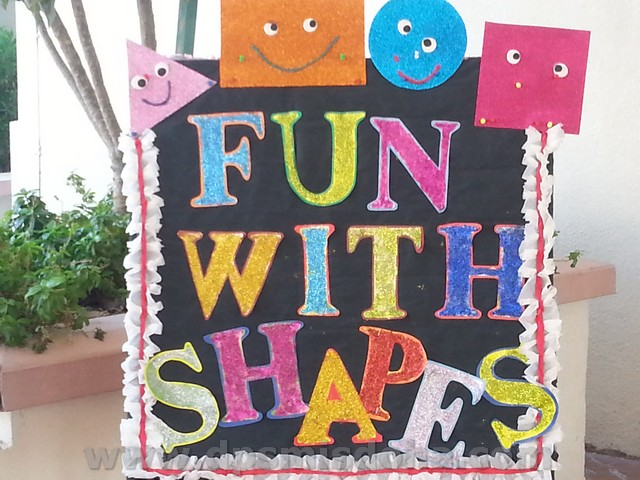 Class Preparatory - Fun with Shapes 2014-2015